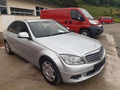 gebraucht Mercedes C200 C-KlasseClassic BlueEfficiency CDI Limousine
