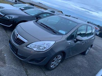 gebraucht Opel Meriva 1,7 CDTI DPF Diesel