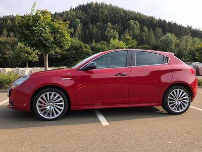 gebraucht Alfa Romeo Giulietta 1,4 TB QV-Line Limousine