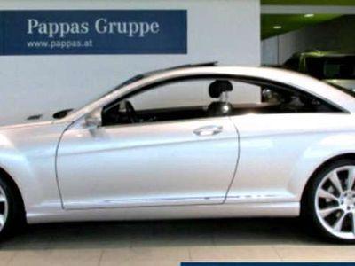 gebraucht Mercedes CL500 CL-Klasse5,5 Sportwagen / Coupé