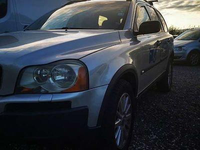 gebraucht Volvo XC90 XC90D5 Geartronic AWD SUV 10/2003, 163 PS SUV / Geländewagen