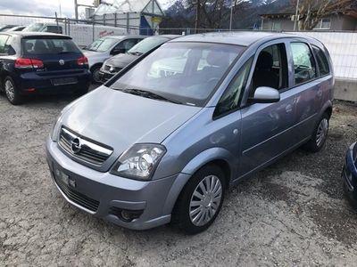 gebraucht Opel Meriva 1,8 16V Style Easytronic / Klima / Benzin / Xenon