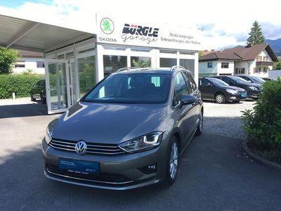 gebraucht VW Golf Sportsvan Sky BMT TDI DSG