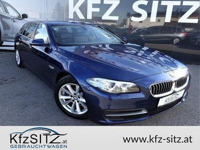 gebraucht BMW 520 d xDrive Touring Aut. **Leder**Luftfahrwerk**