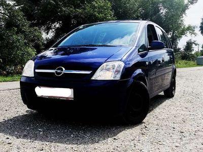 gebraucht Opel Meriva 1,7 DTI Kombi / Family Van,