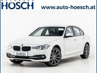 gebraucht BMW 320 3er-Reihe d xDrive Sport Line Aut. LP: 56.148,- € Limousine,