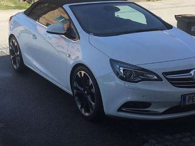 gebraucht Opel Cascada 2.0 CDTI Cabrio / Roadster