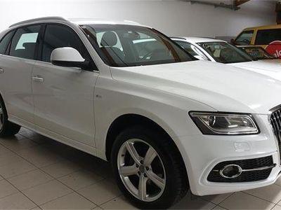 used Audi Q5 2,0 TDI quattro SPORT S-tronic S-LINE,Xenon ,NMMI Navi