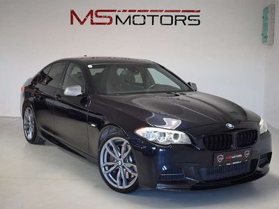 gebraucht BMW M550 5er-Reihe d xDrive / NAVI PROF. / KAMERA / 450 PS / KREDIT / GARANTIE Limousine
