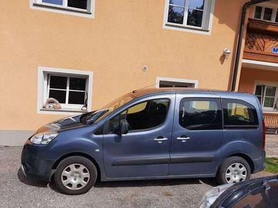 gebraucht Peugeot Partner Tepee Comfort 1,6 HDi 95 FAP Kombi / Family Van