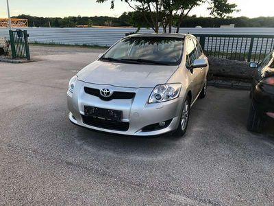 gebraucht Toyota Auris 1,6 VVT-i Klein-/ Kompaktwagen