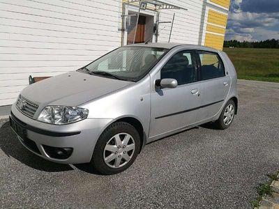 gebraucht Fiat Punto 1.2 Klein-/ Kompaktwagen
