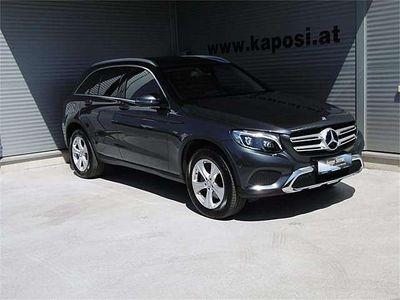 gebraucht Mercedes E250 GLC-Klasse GLC d 4MATIC Aut. SUV / Geländewagen