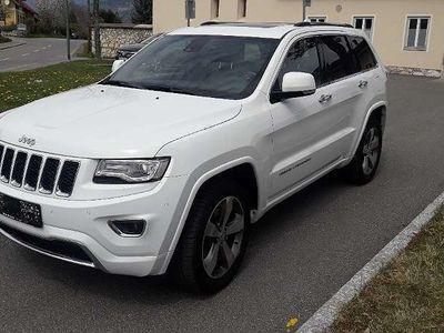 gebraucht Jeep Grand Cherokee V6/3,0 - Overland SUV / Geländewagen