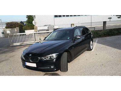 gebraucht BMW 320 3er-Reihe Kombi Allrad Diesel (F31)xDrive