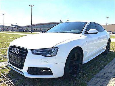 gebraucht Audi A5 Sportback 2.0 TDI Sline Quattro S-Tronic WenigKm