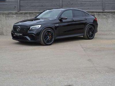 gebraucht Mercedes GLC63 AMG AMG Coupé 4MAT/CERAMIC/BURM/21''/HEAD/ABGAS