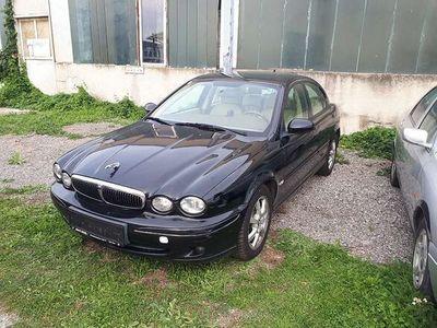 gebraucht Jaguar X-type 2,0 Classic Ds. Limousine