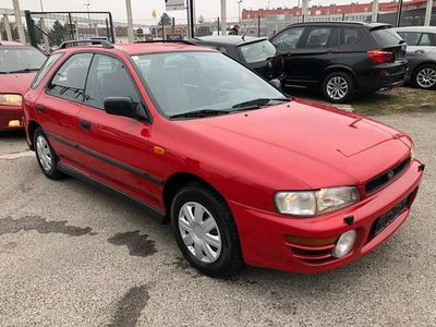 gebraucht Subaru Impreza Compact Wag. Special Edition 4WD