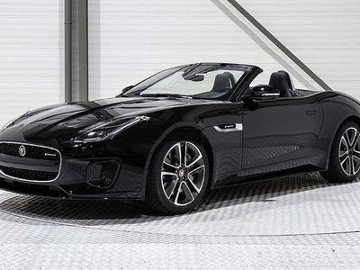 gebraucht Jaguar F-Type P300 Cabrio 2,0 Turbo R-Dynamic Aut. Cabrio / Roadster
