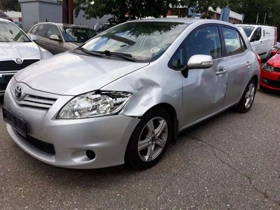 gebraucht Toyota Auris 1,4 D-4D 90 DPF High Eco Euro4
