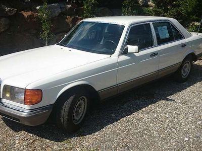 gebraucht Mercedes 280 S-Klasse W126,Limousine