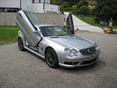 gebraucht Mercedes SL55 AMG AMG -Klasse (R230) Roadster Aut.