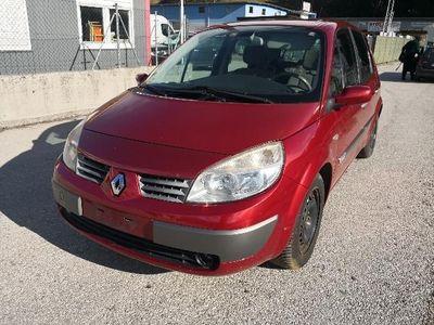 gebraucht Renault Scénic Reparatur bedürftig!!! 1,9 dCi
