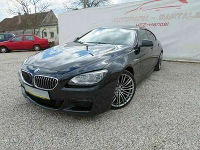 gebraucht BMW 640 6er-Reihe Gran Coupé Aut.**M-PAKET**HEAD UP**