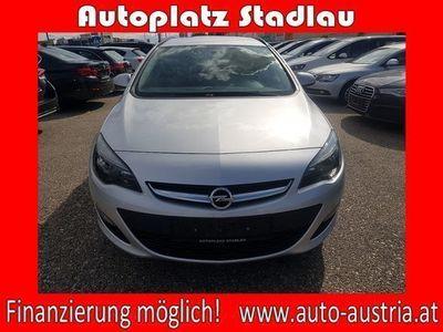 gebraucht Opel Astra ST 1,6 CDTI ECOTEC Österreich Edition Sta... Kombi / Family Van,