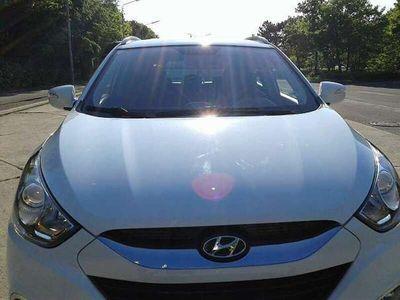 gebraucht Hyundai ix35 1,7 CRDi Premium DPF