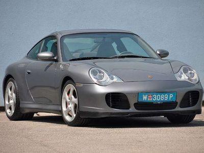 gebraucht Porsche 911 Carrera 4S 996 Sportwagen / Coupé