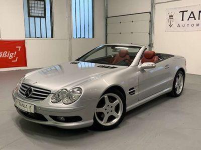 gebraucht Mercedes SL350 Roadster Aut.*AMG-Paket*Wenig-Km*