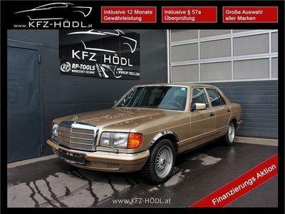 gebraucht Mercedes 500 SE Limousine,