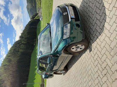 gebraucht Suzuki Vitara 1,9 DDIS SUV / Geländewagen