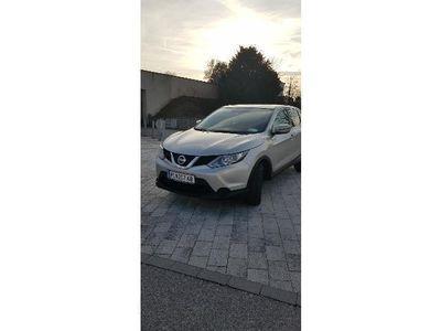 gebraucht Nissan Qashqai 1,5 DCI Visia SUV / Geländewagen,
