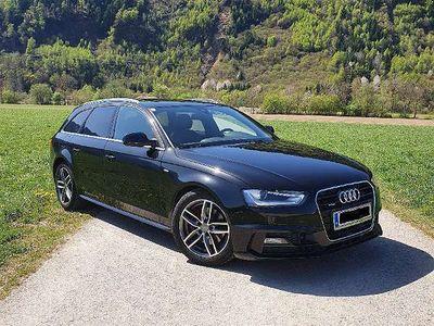 """gebraucht Audi A4 2.0 TDI Avant 3x S-Line """"TOP AUSSTATTUNG"""" Kombi / Family Van"""
