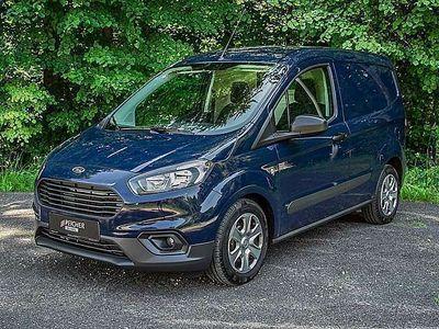 gebraucht Ford Transit Courier 1,0 EcoBoost Trend 4-Türer