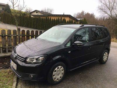 gebraucht VW Touran 1,6 Kombi / Family Van