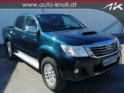 gebraucht Toyota HiLux DK City 4x4 3,0 D-4D 170