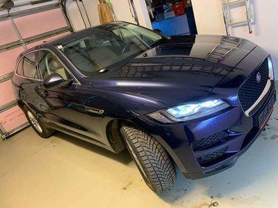 gebraucht Jaguar F-Pace SUV / Geländewagen