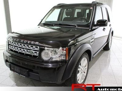 gebraucht Land Rover Discovery 4 3,0 TdV6 S Experie