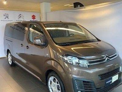 gebraucht Citroën Spacetourer BlueHDI 180 S&S EAT8 XL Shine Kombi / Family Van