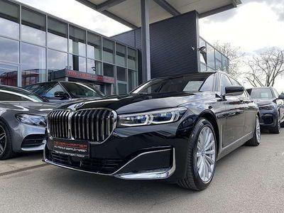 gebraucht BMW 740L 7er-Reihe d xDrive Aut., Laserlicht, Harman Kardon, M... Limousine