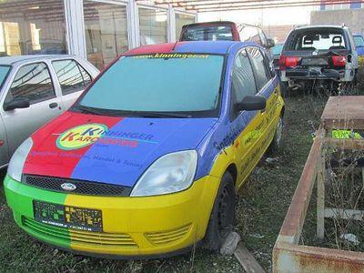 used Ford Fiesta Ambiente 1,3 8V Klein-/ Kompaktwagen,