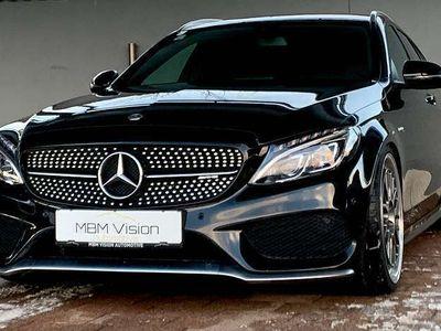 gebraucht Mercedes C43 AMG C-KlasseAMG T 4MATIC Aut. Kombi / Family Van