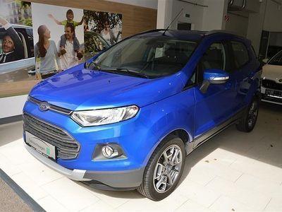 gebraucht Ford Ecosport 1,5 Ti-VCT Titanium