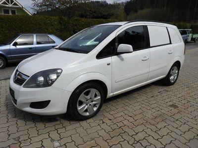 gebraucht Opel Zafira 1,7 CDTI Classic ecoflex Kombi / Family Van,