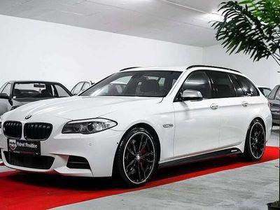 gebraucht BMW 550 550d xDrive Touring Österreich-Paket Aut.