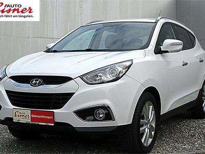gebraucht Hyundai ix35 2,0 CRDi Premium